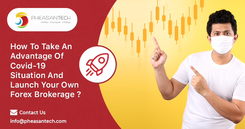 Launch your own forex brokerage
