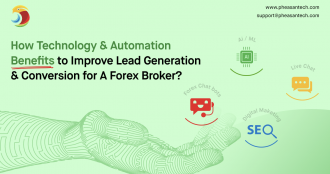 How Technology and Automation Benefits to Improve Lead Generation and Conversion for A Forex Broker?